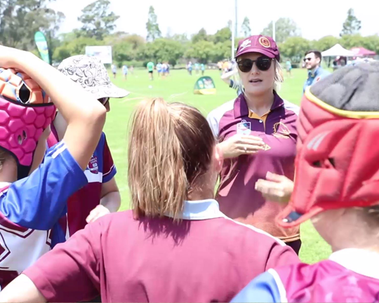 Broncos Secondary Girls Gala Day
